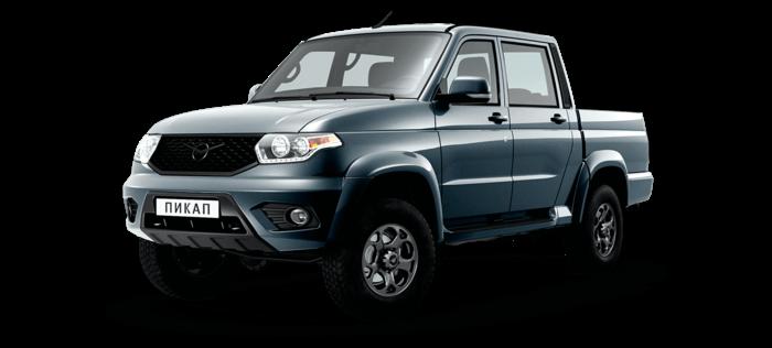 УАЗ Pickup 2.7 AT 4WD (150 л.с.) Статус Автомат 23632-470