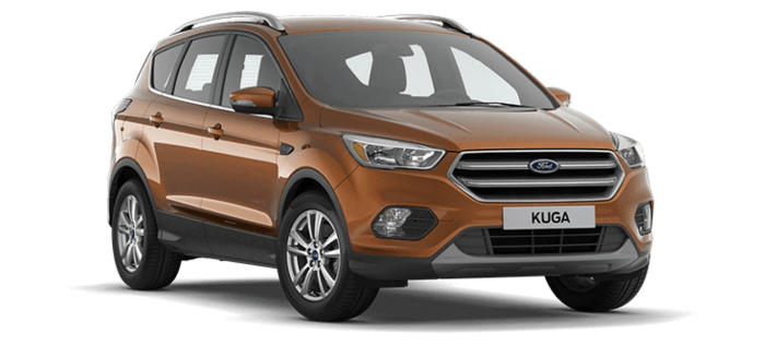 Ford Kuga 2.5 AT (150 л.с.) Trend