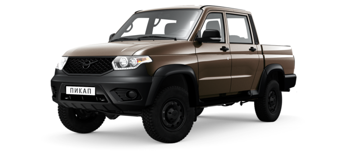 УАЗ Pickup 2.7 MT 4WD (135 л.с.) EuroV Классик Fleet без ABS 23632-145-06