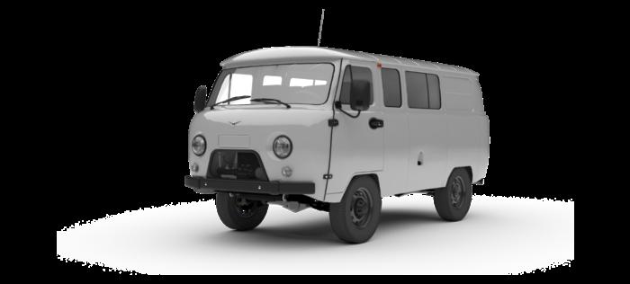 УАЗ Грузовой фургон 2.7 5MT (112 л.с.) Стандарт 552