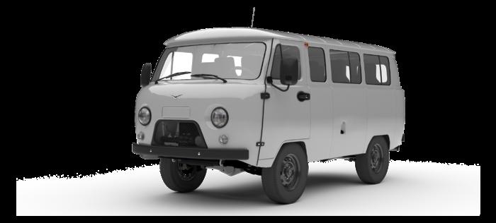 УАЗ Автобус 9 мест 2.7 5MT (112 л.с.) Стандарт с БДИФ 560-04