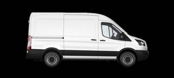 Ford Цельнометаллический фургон 2.2TD 125 л.с., передний привод Средняя база (L2), полная масса 3.1 т