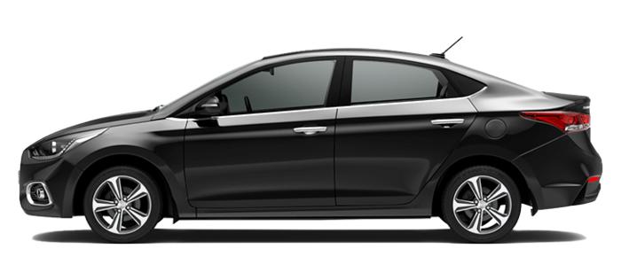 Hyundai Solaris 1.6 MT (123 л.с.) Active Plus