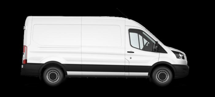 Ford Цельнометаллический фургон 2.2 TDCi МТ FWD 310 MWB средняя крыша (125 л. с.) Средняя база (L2), полная масса 3.1 т