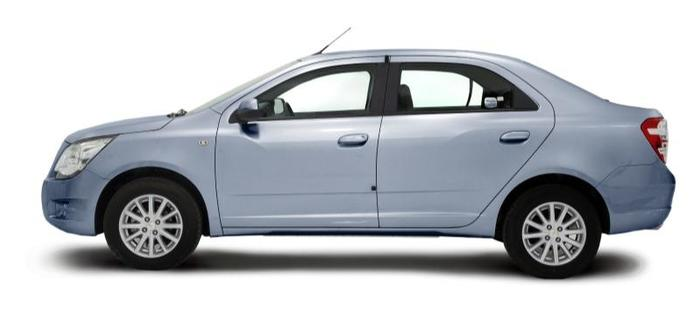 Chevrolet Nexia 1.5 AT (105 л. с.) LT