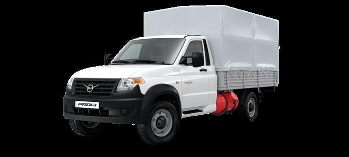 УАЗ Профи SC 2500 кг 1870 мм 2.7 MT (143 л.с.) газ Стандарт+ГБО 236021-121-40