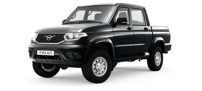 УАЗ Pickup 2.7 MT 4x4 (149,6 л.с.) Классик