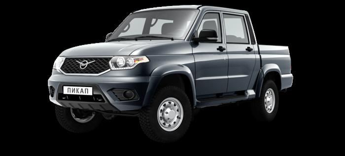 УАЗ Pickup 2.7 MT 4WD (150 л.с.) EuroV Классик 23632-155