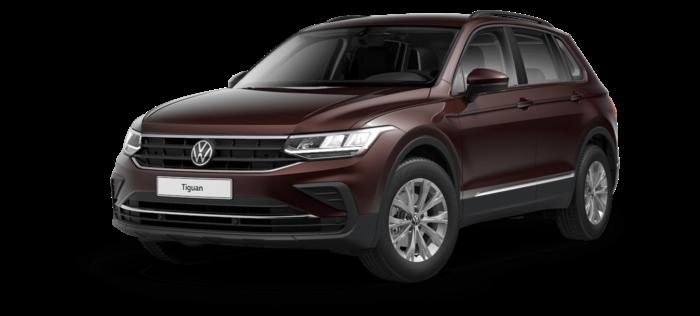 Volkswagen Tiguan 1.4  AT (150 л.с.) 2WD Respect