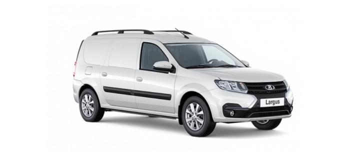 LADA Новый Largus фургон 1.6 MT 8 кл (90 л. с.) Classic Start