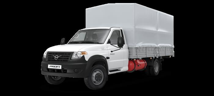 УАЗ Борт DRW (4180) 2.7 MT (149,6 л.с.) Бензин/Газ Стандарт 236031-151