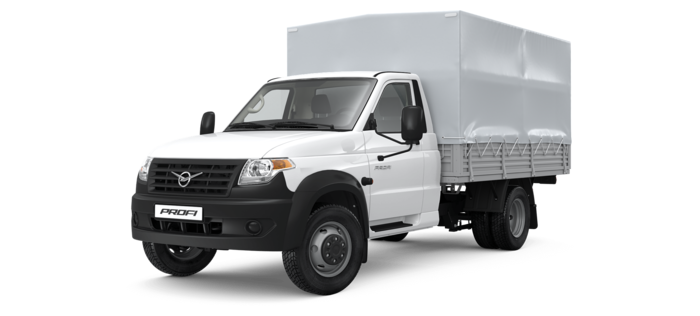 УАЗ Борт DRW 2500 кг 2.7 MT (149,6 л.с.) Бензин/Газ Стандарт 236031-111-40