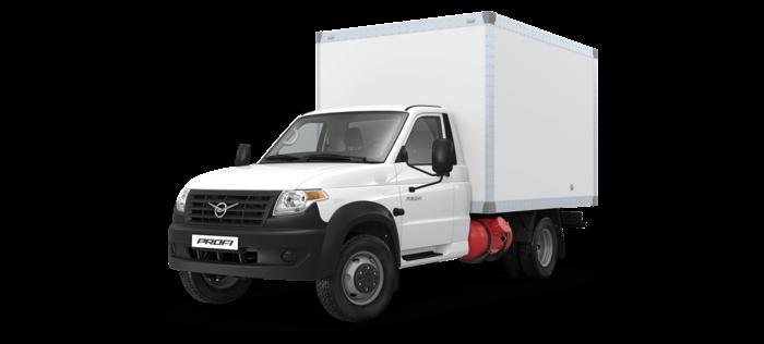 УАЗ Изотермический фургон DRW (FRC) 2.7 MT (149,6 л.с.) Бензин/Газ Стандарт 236031-111-04