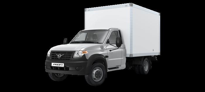 УАЗ Изотермический фургон DRW (FRC) 2.7 MT (149,6 л.с.) Стандарт 236031-101-04