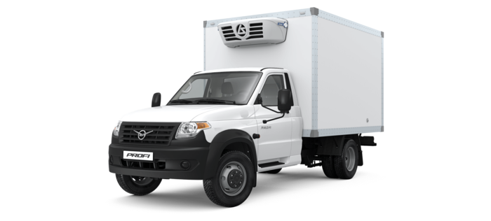 УАЗ Авторефрижератор DRW 2.7 MT (149,6 л.с.) Бензин/Газ Стандарт 236031-911-04