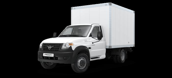УАЗ Промтоварный фургон DRW 2.7 MT (149,6 л.с.) Бензин/Газ Стандарт 236031-111-01