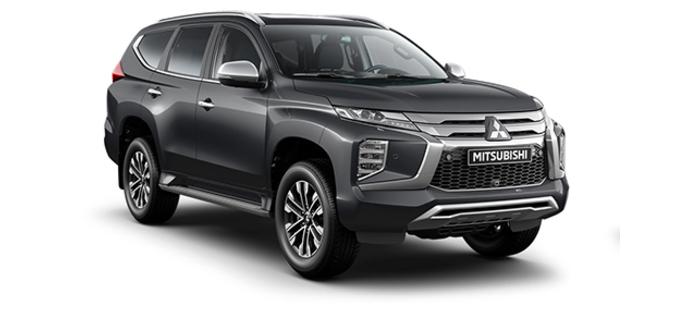 Mitsubishi Новый Pajero Sport