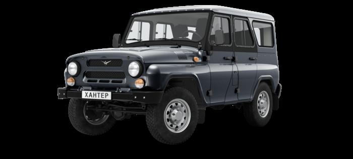 УАЗ Hunter 2.7 МТ 4x4 134,6 л.с. Классик Fleet 2924-014