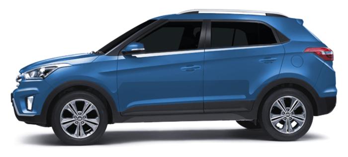 Hyundai Creta 1.6 MT 2WD (123 л. с.) Active+Winter