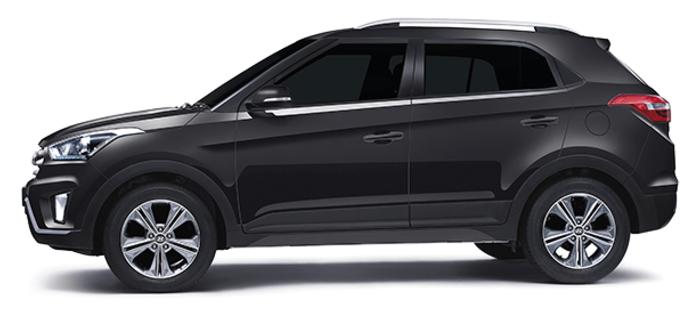 Hyundai Creta 1.6 MT 2WD (123 л. с.) Start