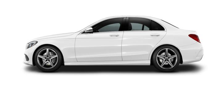 Mercedes-Benz C-Класс седан C 200 4Matic 9G-Tronic (184 л.с.) Sport