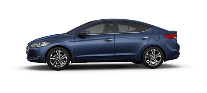 Hyundai Elantra 1.6 MT (128 л. с.) Active