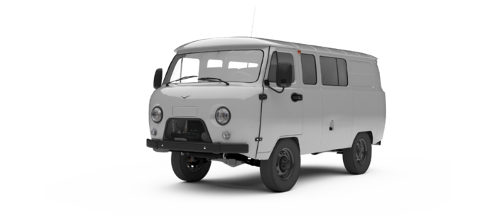 УАЗ Грузовой фургон с полками