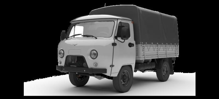 УАЗ Одинарная кабина с бортом 2.7 5MT (112 л.с.) Стандарт с БДИФ 562