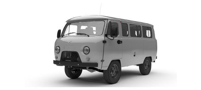 УАЗ Автобус 10 мест 2.7 5MT (112 л. с.) Юбилей 511-04