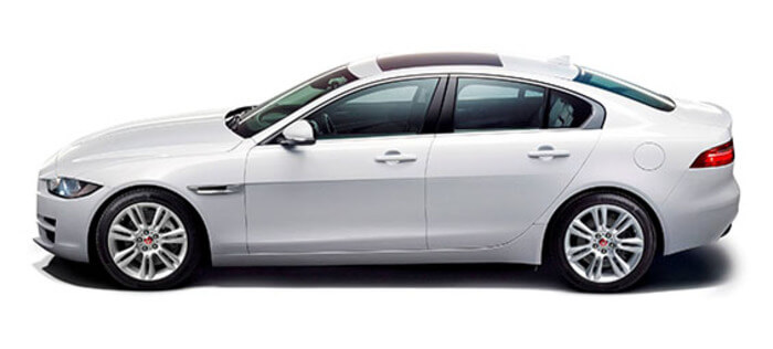 Jaguar XE 2.0 AT (200 л. с.) Pure