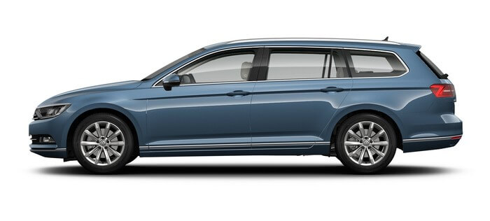Volkswagen Passat Alltrack 2.0 TSI BlueMotion DSG 4motion (220 л. с.) Alltrack