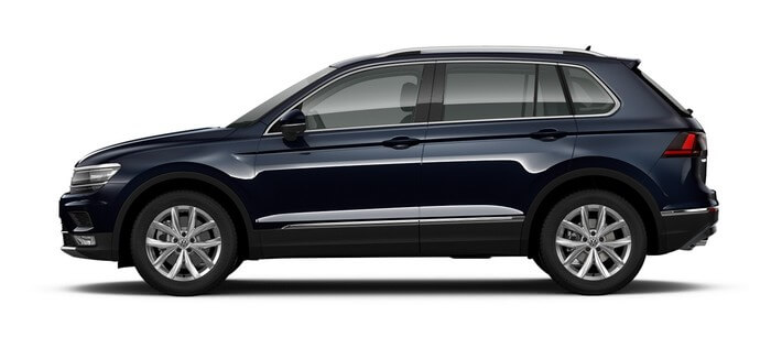 Volkswagen Новый Tiguan