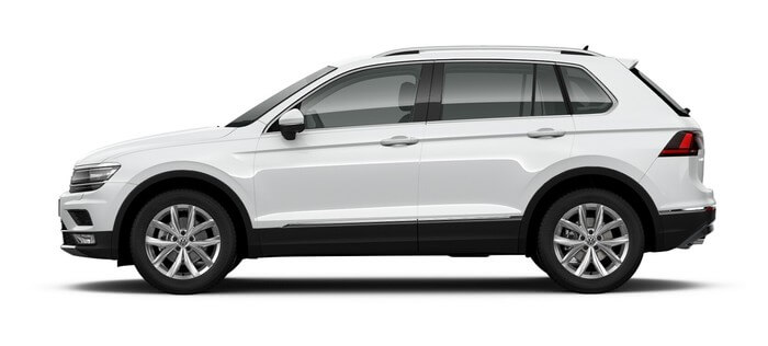 Volkswagen Tiguan 1.4 TSI BlueMotion MT (122 л. с.)