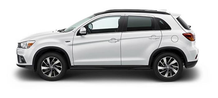 Mitsubishi ASX 1.6 MT (117 л. с.) Intense 2WD