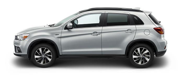 Mitsubishi ASX 2.0 CVT 4WD (150 л. с.) Instyle 4WD