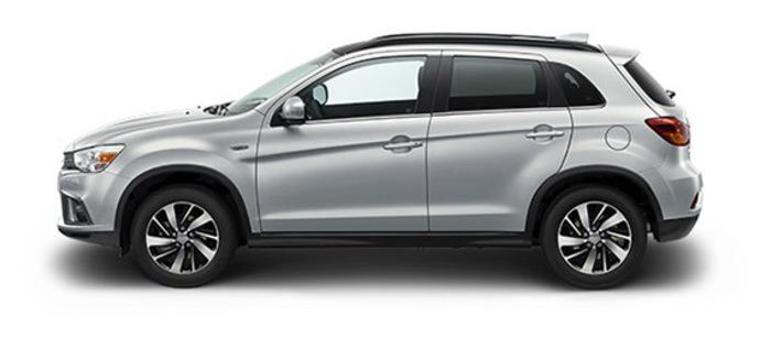 Mitsubishi ASX 2.0 CVT 4WD (150 л. с.) Intense 4WD