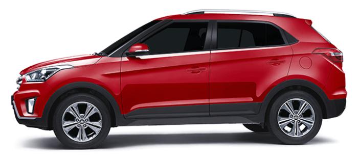 Hyundai Creta 1.6 AT 2WD (123 л. с.) Active