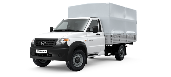 УАЗ Профи SC 1870 мм 2.7 MT (149,6 л.с.) Бензин/Газ Стандарт без ABS ГБО 4х4 236022-121-60