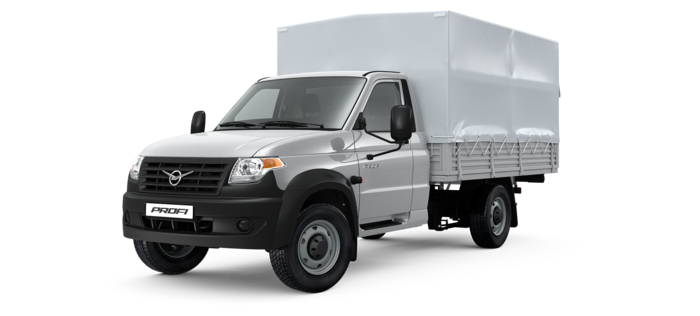УАЗ Профи SC 2060 мм 2.7 MT (149,6 л.с.) Стандарт ГБО 236021-132