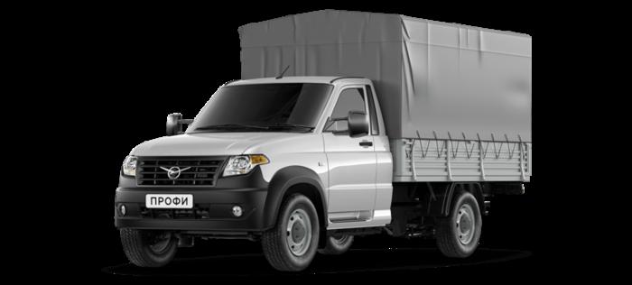 УАЗ Профи Борт 2060 мм 2.7 MT (143 л.с.) газ Стандарт ГБО