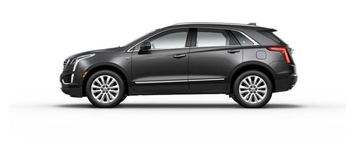 Cadillac XT5 3.6 AT AWD (314 л. с.) Premium