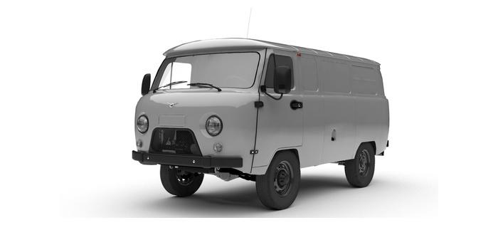 УАЗ Грузовой фургон
