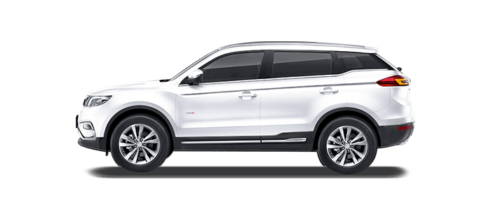 Geely Atlas 2.4 6AT Luxury LED