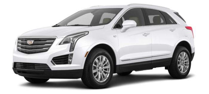Cadillac XT5 3.6 AT AWD (314 л. с.) Luxury