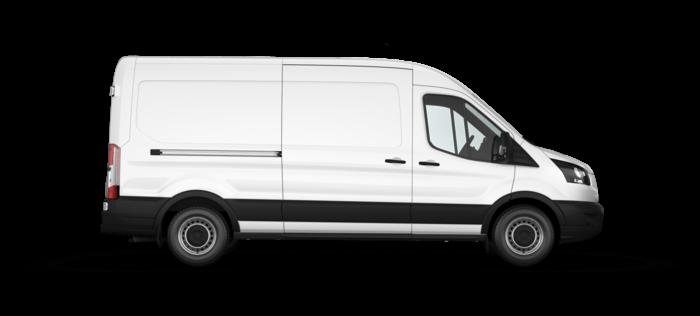 Ford Цельнометаллический фургон 2.2TD 125 л.с., передний привод Длинная база (L3), полная масса 3.5 т