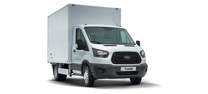 Ford Transit изотермический