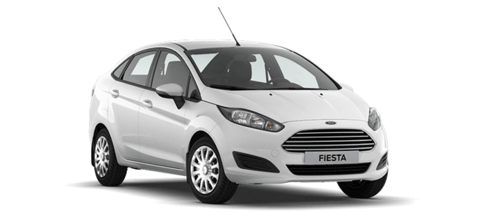 Ford Fiesta Седан