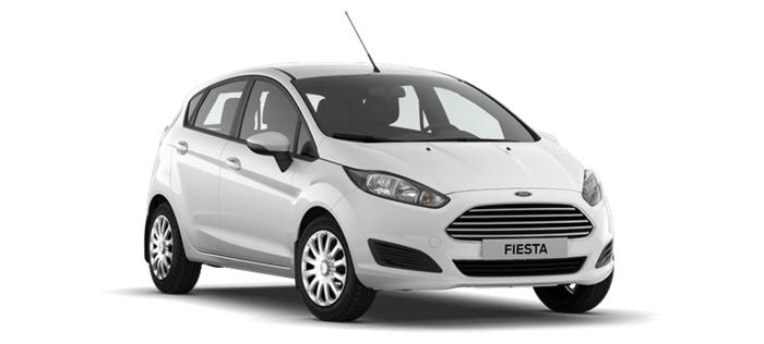 Ford Fiesta Хетчбэк 1.6 AT (105 л. с.)
