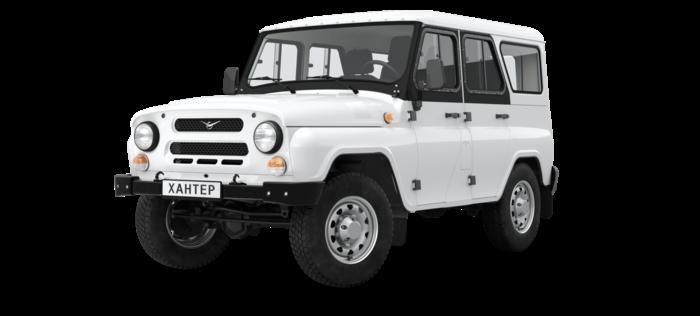 УАЗ Hunter 2.7 МТ 4x4 134,6 л.с. Классик БДИФ