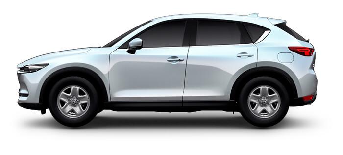 Mazda Mazda CX-5 2.0 AT AWD (150 л.с.)